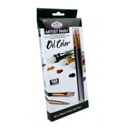 Oil Oil Colours ROYAL &...
