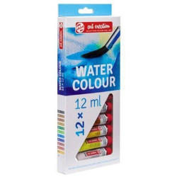 Τέμπερες TALENS WATERCOLOUR 12x12 ml