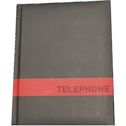 BASIC 17x24 Phone Book