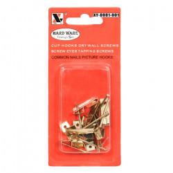 Pins for frame metal sets...