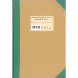 Accounting sheet A4 100f...