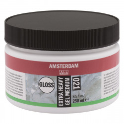 GEL MEDIUM EXTRA HEAVY TALENS AMSTERDAM 021 GLOSS