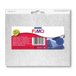 FIMO 874413 LEATHER embossed sheet