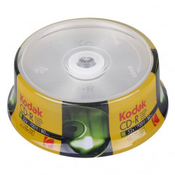 CD-R KODAK CAKE BOX 25pcs