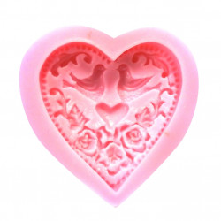 LOVE DOVES 41500 Silicone Mould