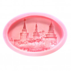 CASTLE 45200 Silicone Mould