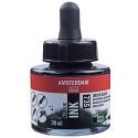 Ακρυλικό μελάνι AMSTERDAM 735 BLACK 30ml