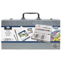 Ακρυλικά χρώματα σετ ROYAL & LANGNICKEL RZEN-ACR5301