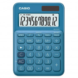 MS-20UC-BU CASIO Calculator