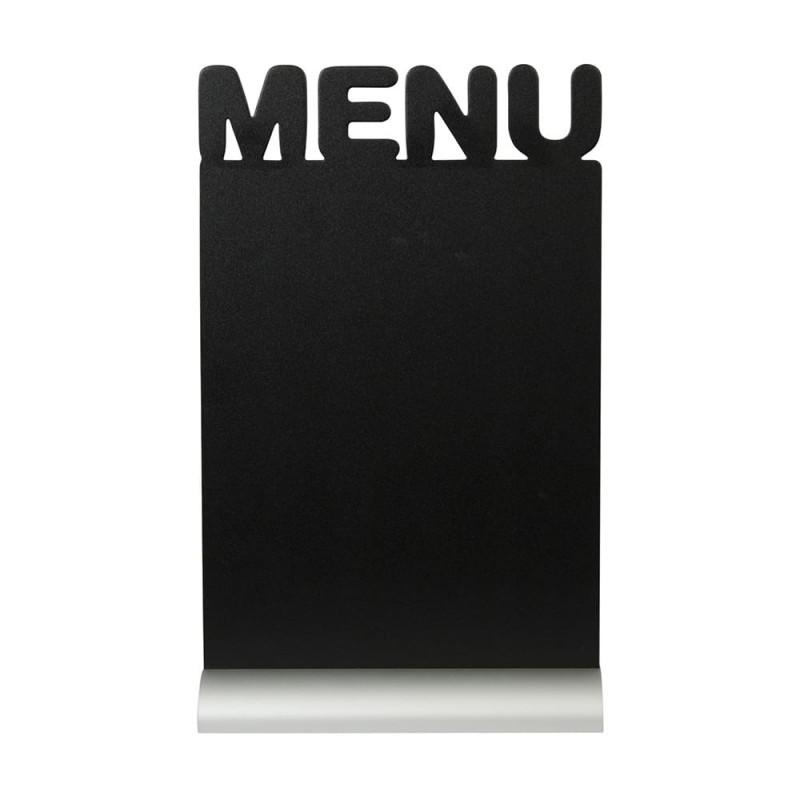 Μαυροπίνακας MENU επιτραπέζιος SECURIT FBTA-MENU
