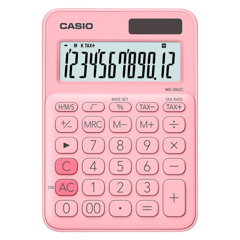 Αριθμομηχανή CASIO MS-20UC-PK