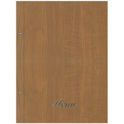 MENU WOOD catalog with...