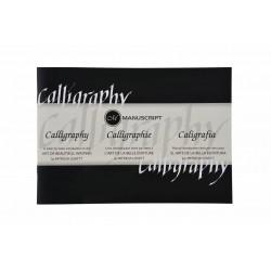 Οδηγός καλλιγραφίας MANUSCRIPT CALLIGRAPHY MANUAL MC387B