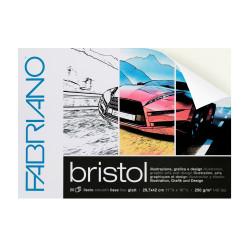 Μπλοκ FABRIANO BRISTOL A3, 20φ 250gr