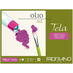 Pad for oil paints FABRIANO...