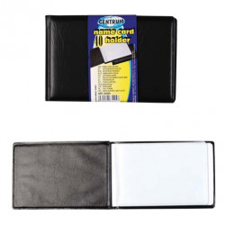 20-seat business card case