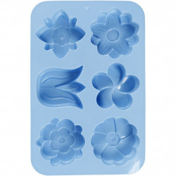 FLOWERS 37135 Silicone Mould