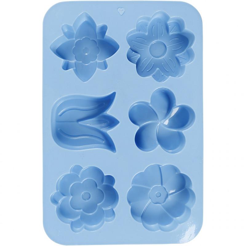 Καλούπι σιλικόνης FLOWERS 37135