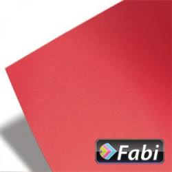 Χαρτόνι 50x70 FABI 220gr, κόκκινο