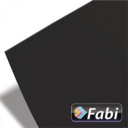 Χαρτόνι 50x70 FABI 220gr, μαύρο