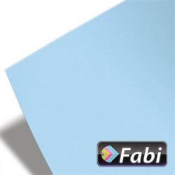 Χαρτόνι 50x70 FABI 220gr, σιέλ