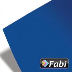 Χαρτόνι 50x70 FABI 220gr, μπλε