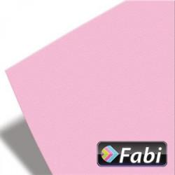 Χαρτόνι 50x70 FABI 220gr, ροζ