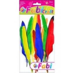 Φτερά ινδιάνου σετ 10 τεμαχίων FABI CRAFT