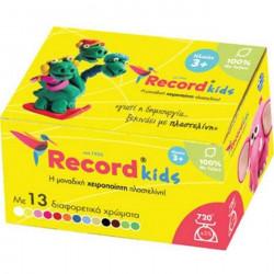 Plastelin RECORD KIDS box...