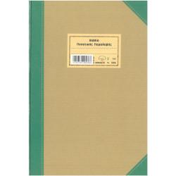 Quantitative receipt book 536