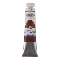 Tempera TALENS 20ml BURNT SIenna 411