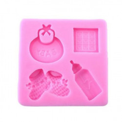 BABY THEMES 01000 Silicone Mould