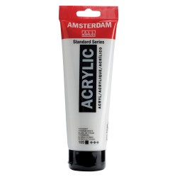 Ακρυλικό AMSTERDAM WHITE 250ml