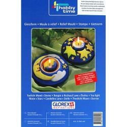 GLOREX Christmas Christmas Resso Moulds