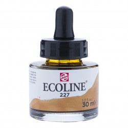 Ecoline TALENS YELLOW OCHRE 227 ink