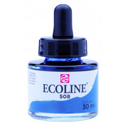 ECOLINE TALENS PRUSIAN BLUE...