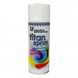 Varnish acrylic SPRAY TITAN...