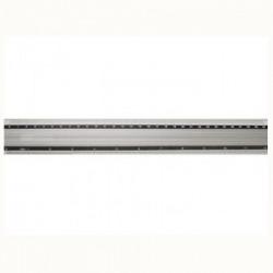 Metal ruler 50cm ARISTO