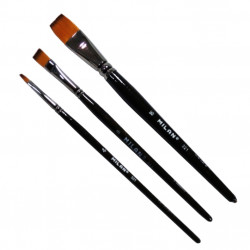 Paint brush MILAN 321, FLAT