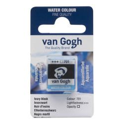 Watercolor VAN GOGH Cube...