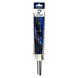 OIL & ACRYLIC VAN GOGH 295 painting brushes