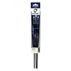 OIL & ACRYLIC VAN GOGH 210 Painting Brushes