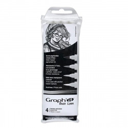 BRUSH LINER GRAPHIT GREY...