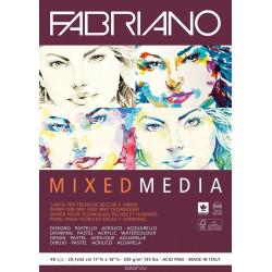 Μπλοκ MIXED MEDIA FABRIANO A3