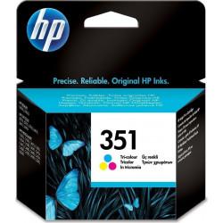 HP 351 TRI-COLOR Ink