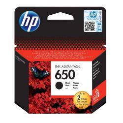 Μελάνι HP 650 BLACK
