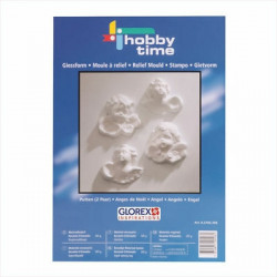GLOREX ANGELS Mould