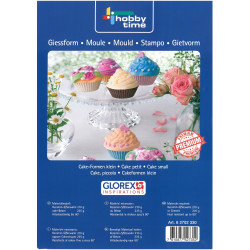 GLOREX Moulds 62702330 CAKE