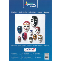 GLOSS62701910 Face Mask Mould