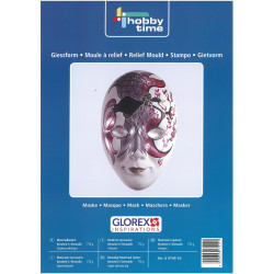 GLOSS6974910 Face Mask Mould